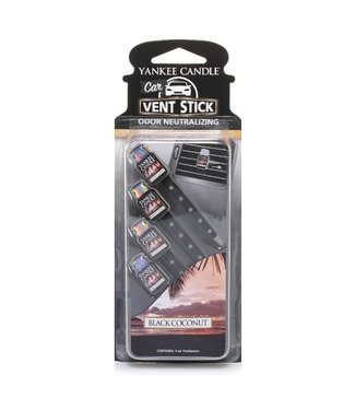 Yankee Candle Black Coconut Vent Stick
