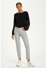 Cream Sissal knit Pullover