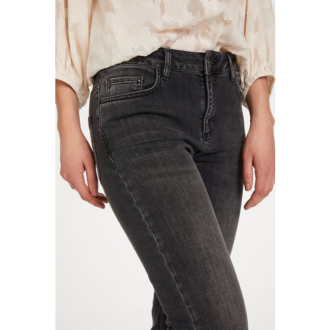 Lorren Straight Cropped Jeans