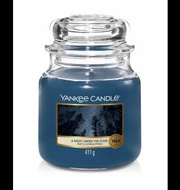 Yankee Candle A Night Under The Stars Medium Jar