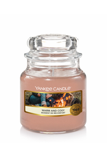 Yankee Candle Warm And Cosy Small Jar