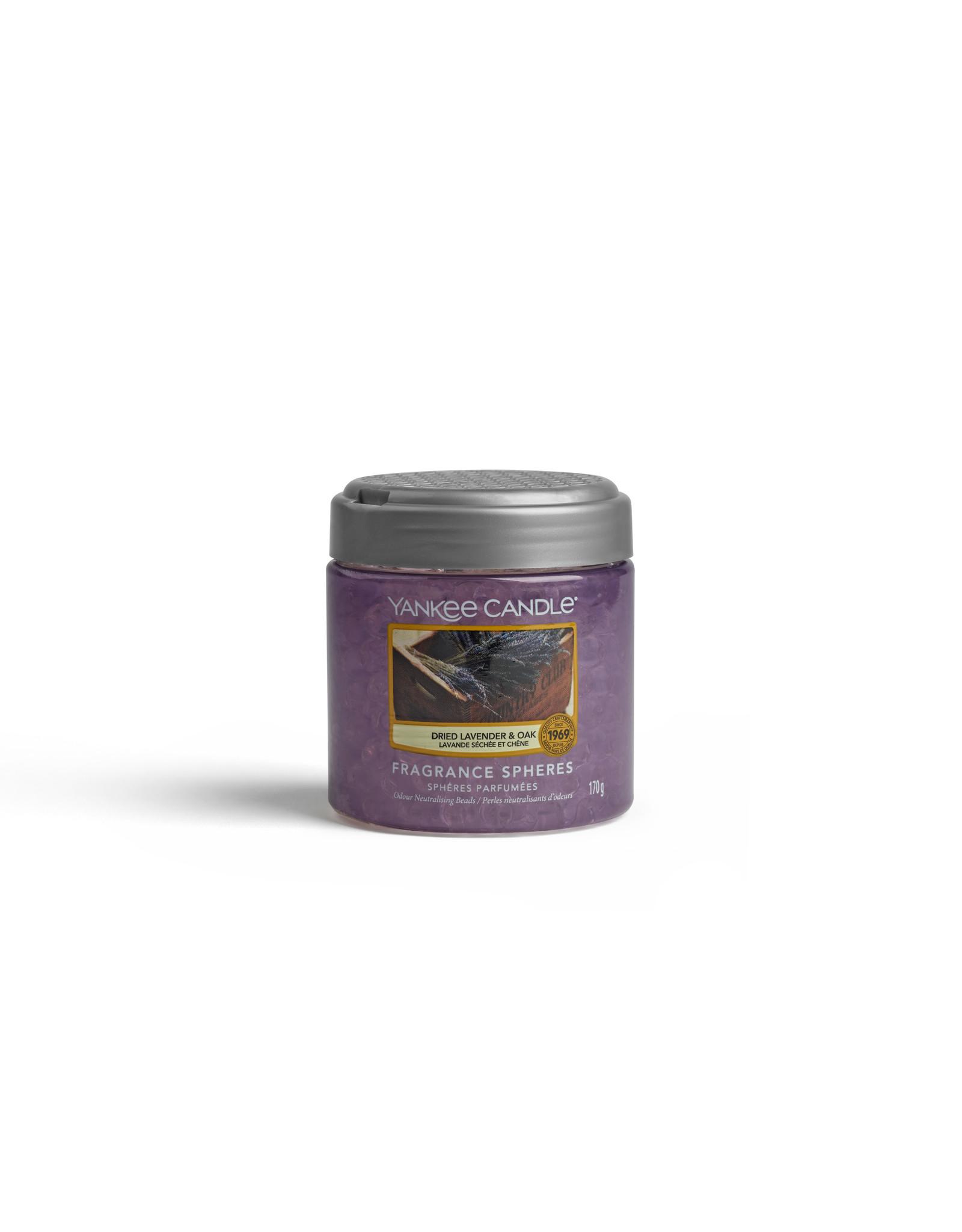 Yankee Candle Dried Lavender & Oak Fragrance Spheres