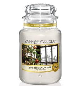Yankee Candle Surprise Snowfall Large Jar