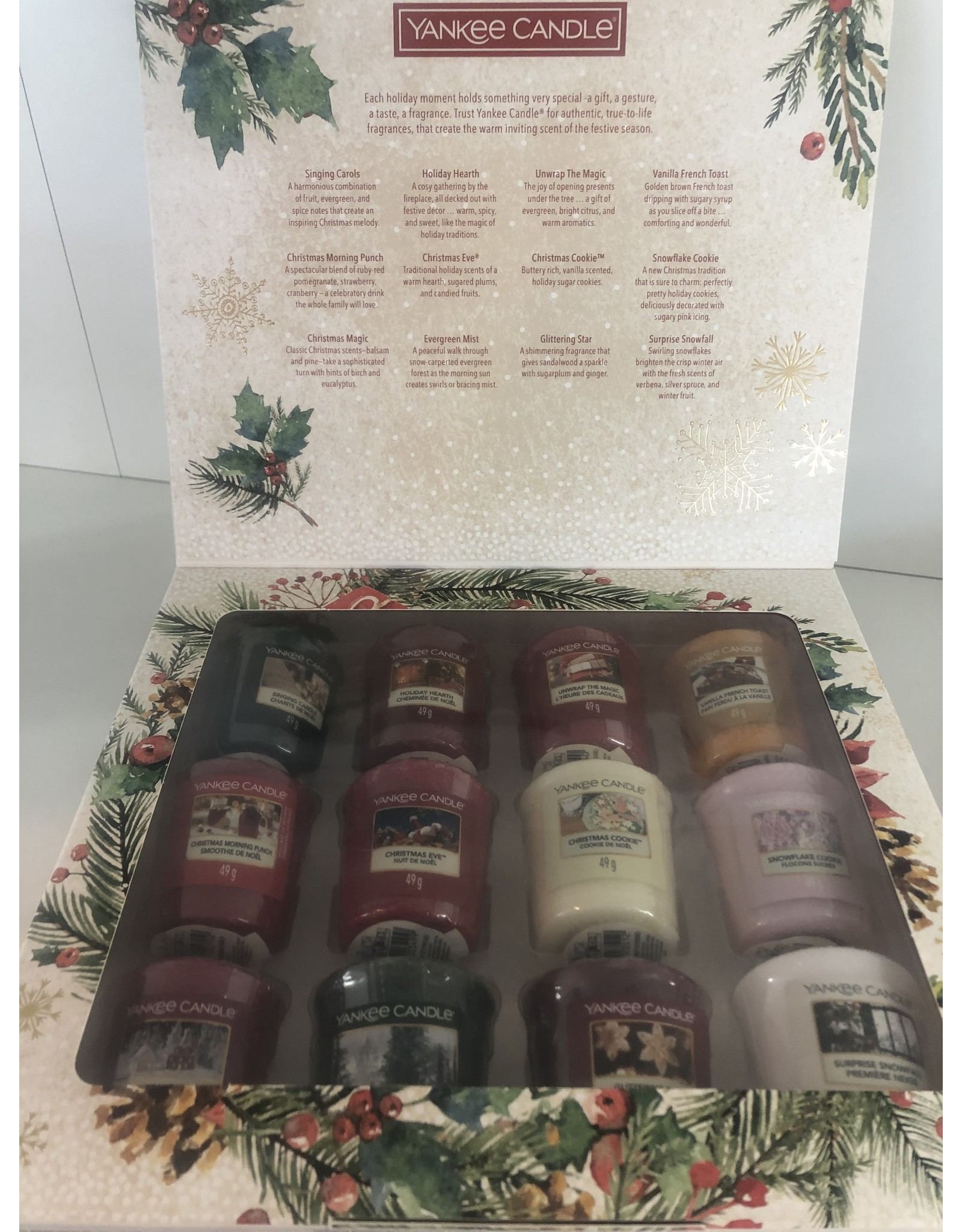 Yankee Candle Magical Christmas Morning 12 Votives