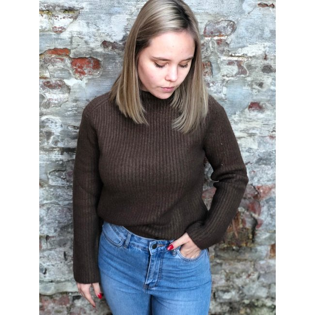 Marielle Knit Brown
