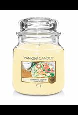 Yankee Candle Christmas Cookie Medium Jar