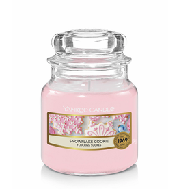 Yankee Candle Snowflake Cookie Small Jar