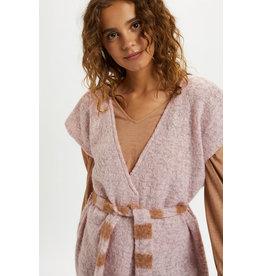 Cream Sina Knit Vest