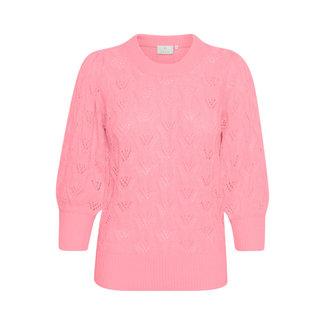 Kaffe Jasmina Pullover Candy Pink