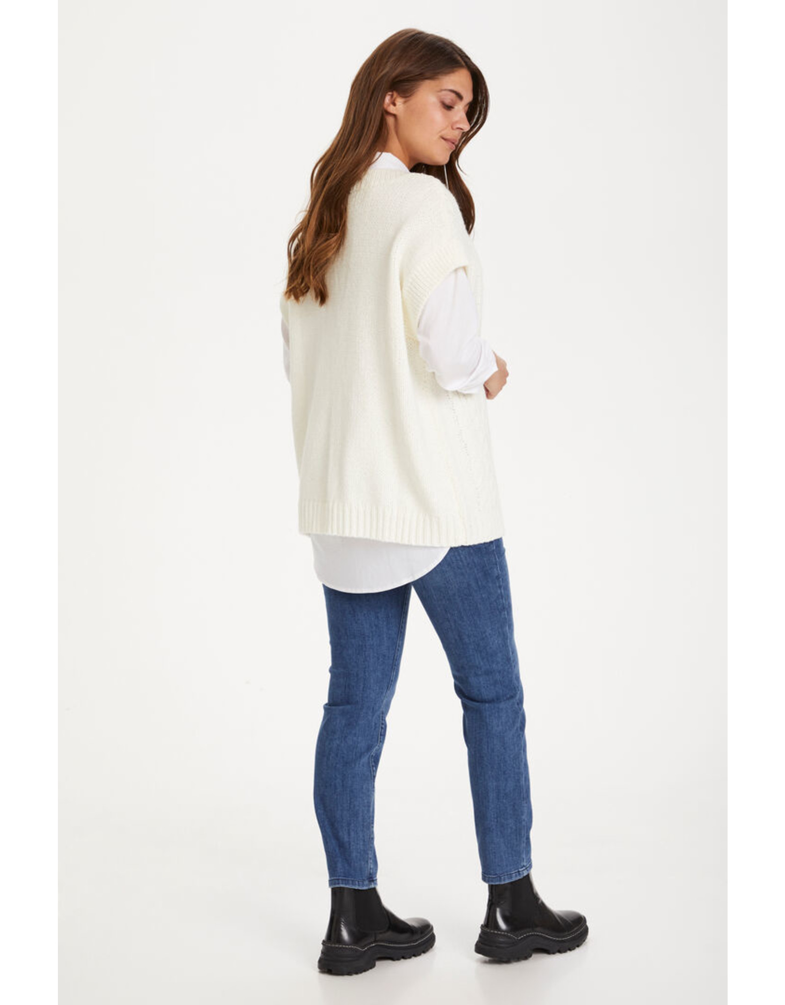 Kaffe Sulina Knit Pullover