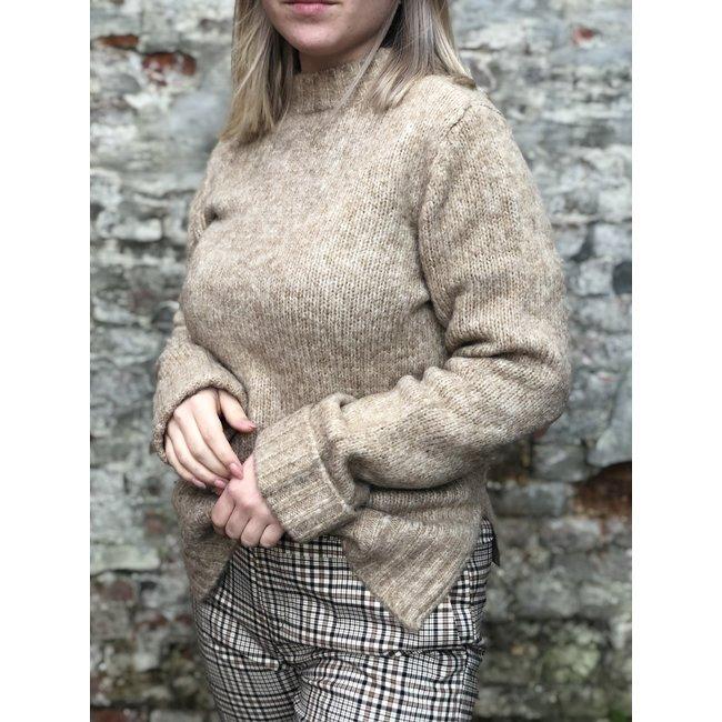 Julita Knit Pullover Nomad Melange