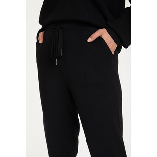 Kaffe Kitlyn  Knit Pants Black