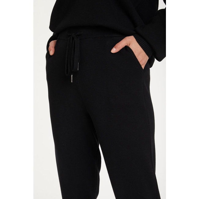 Kitlyn  Knit Pants Black