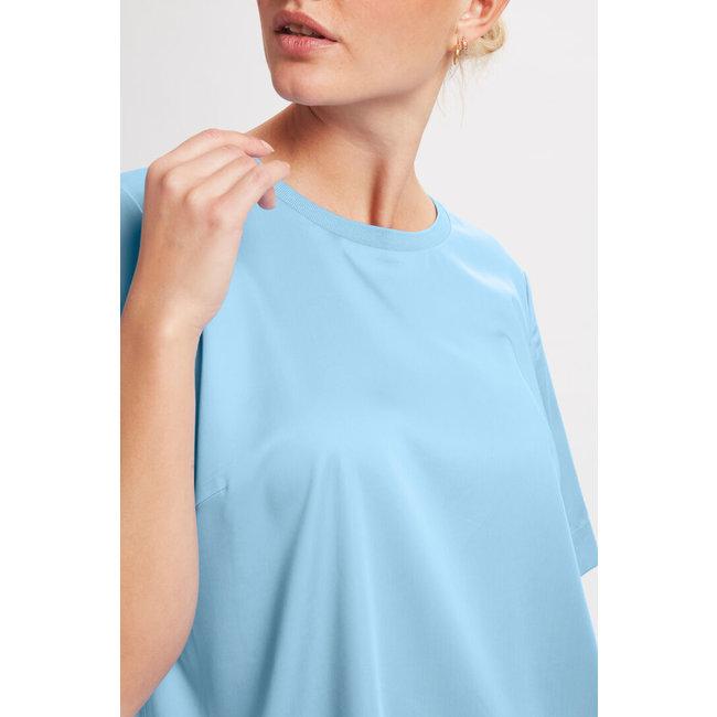 Bina Blouse Placid Blue