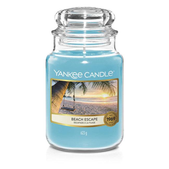 Beach Escape Large Jar