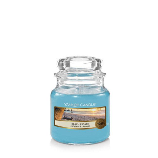 Beach Escape Small Jar