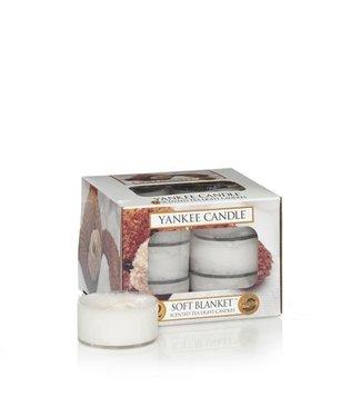 Yankee Candle Soft Blanket 12 Tea Lights