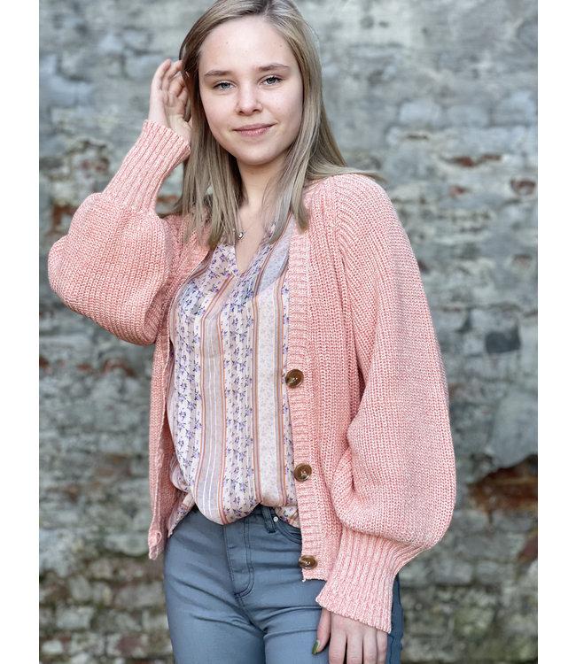 Annolina Knit Cardigan