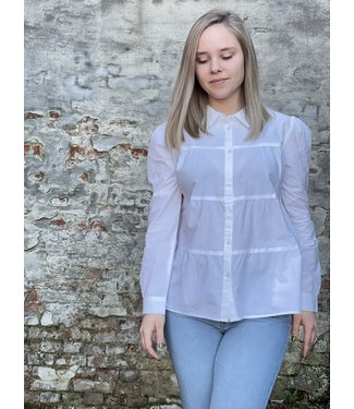 Cream Malinka Shirt