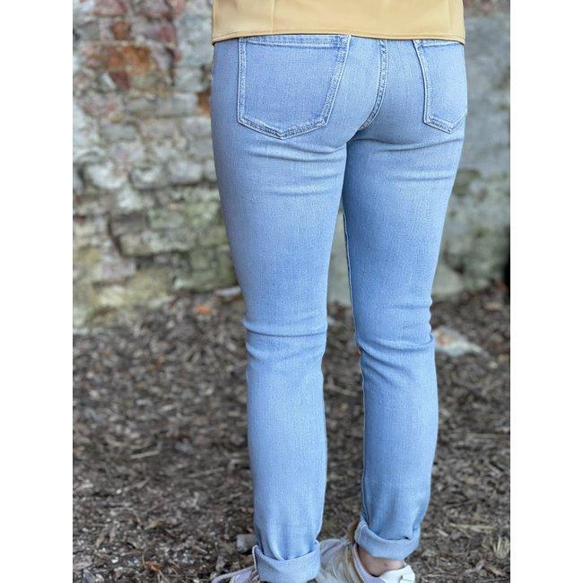 Alyson Mid Rise Jeans