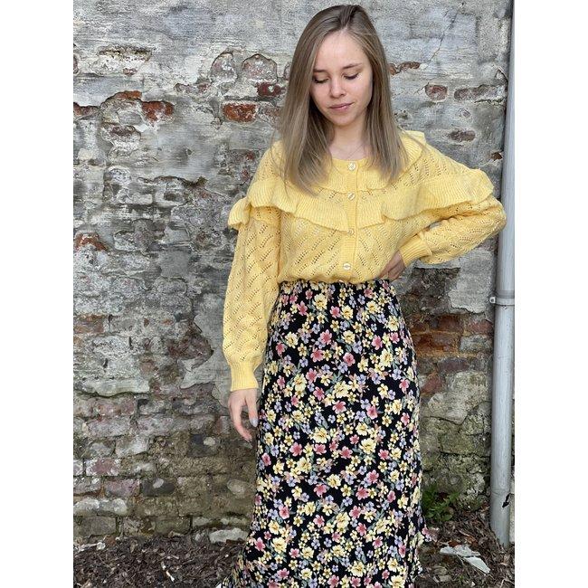 Zandra Asymmetric Skirt