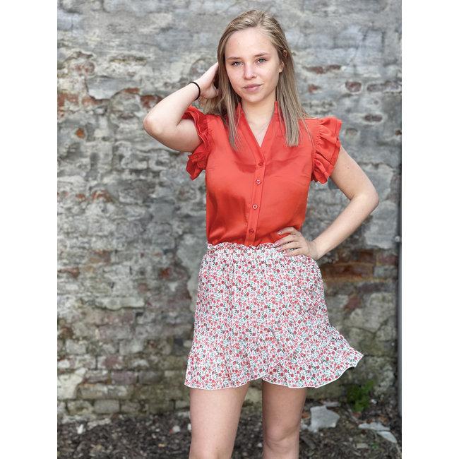 Small Flower Skirt