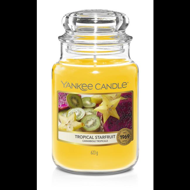 Tropical Starfruit Large Jar