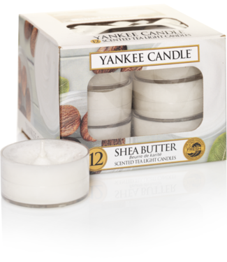 Yankee Candle Shea Butter Tea Lights