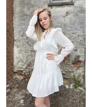 Lofty manner Dress Maxie White