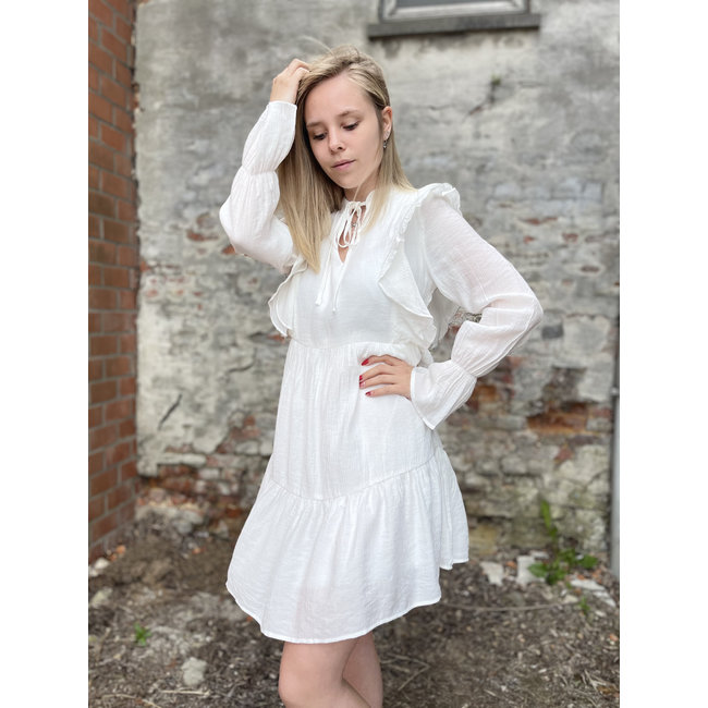 Dress Maxie White