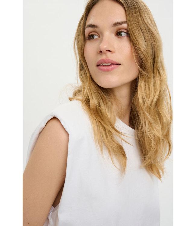 Cika T-shirt Optical White