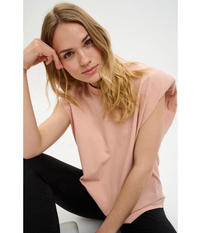 Cika T-shirt Misty Rose
