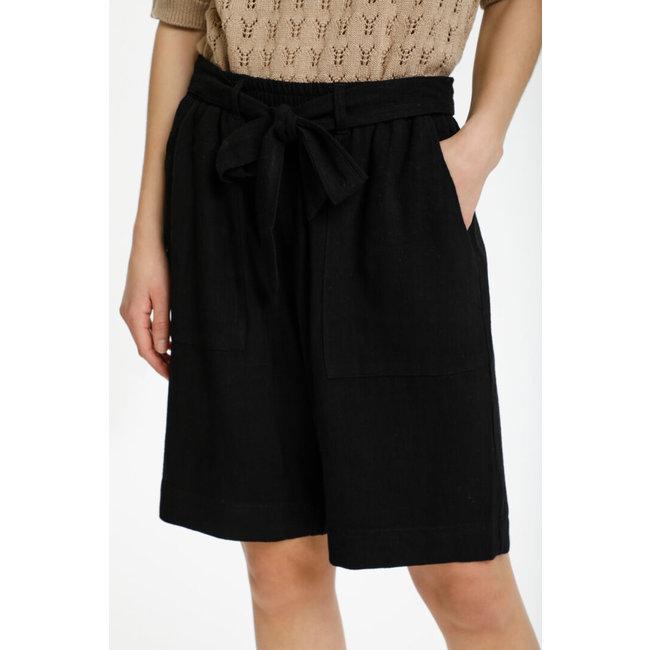 Liny Shorts Black