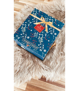 Yankee Candle Countdown To Christmas Advent Calendar Book