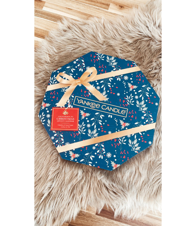 Countdown To Christmas Advent Wreath Calendar