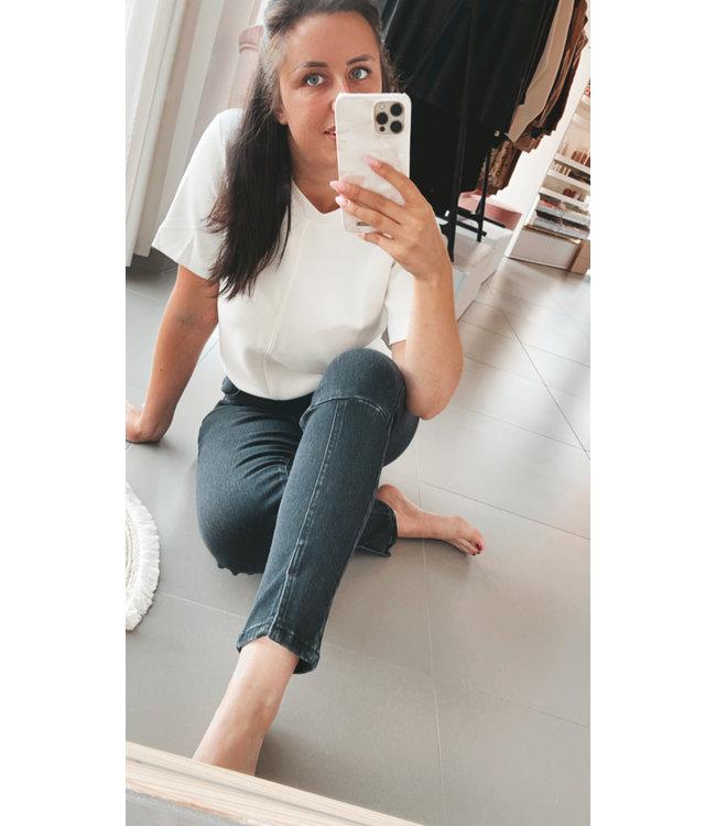 Solana Tshirt Chalk