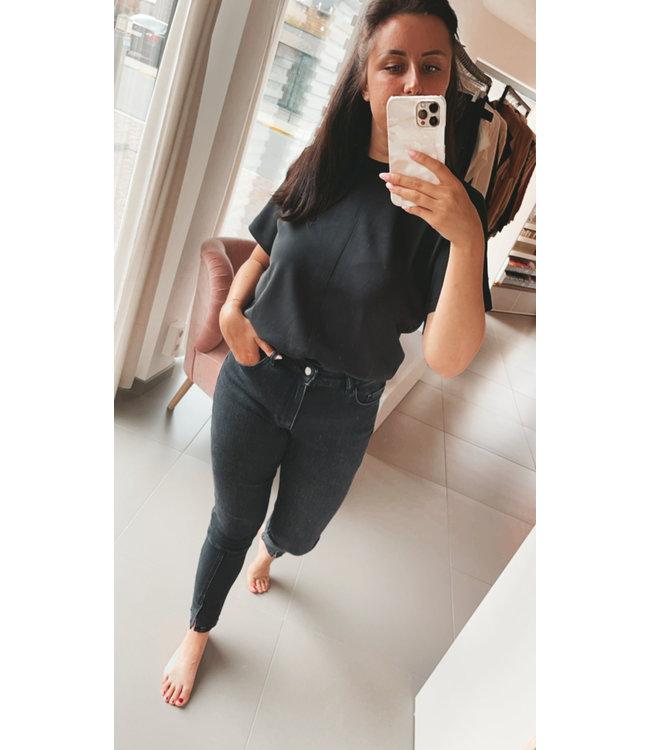 Solana Tshirt Black