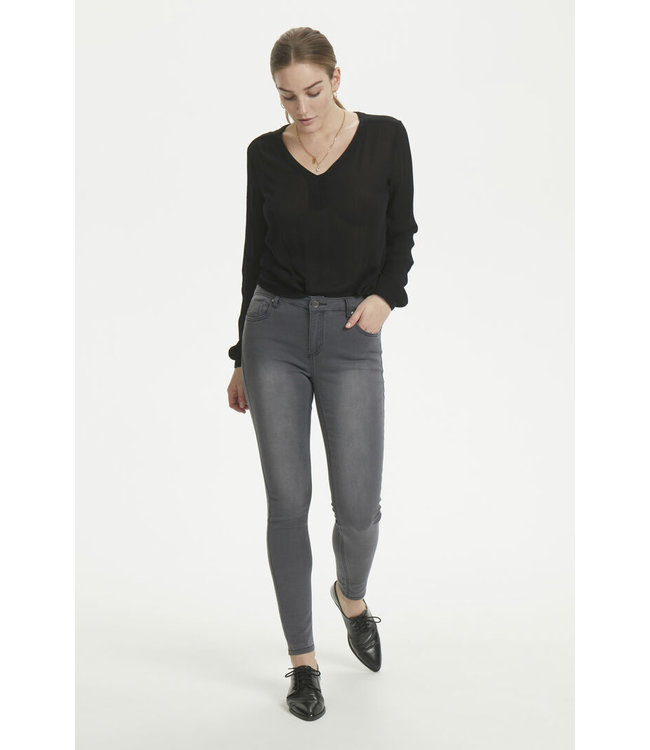 Grace Jeans Dark Grey