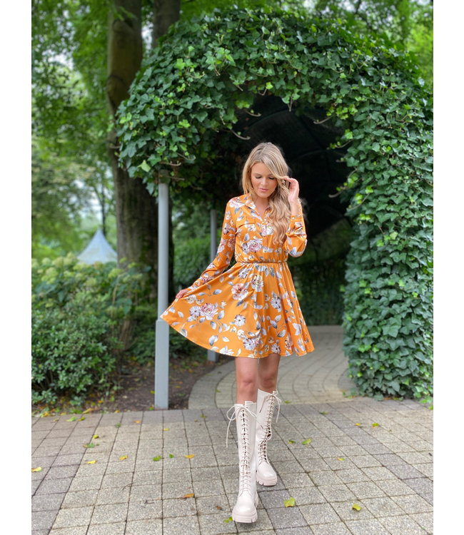 Sweet Dress Orange