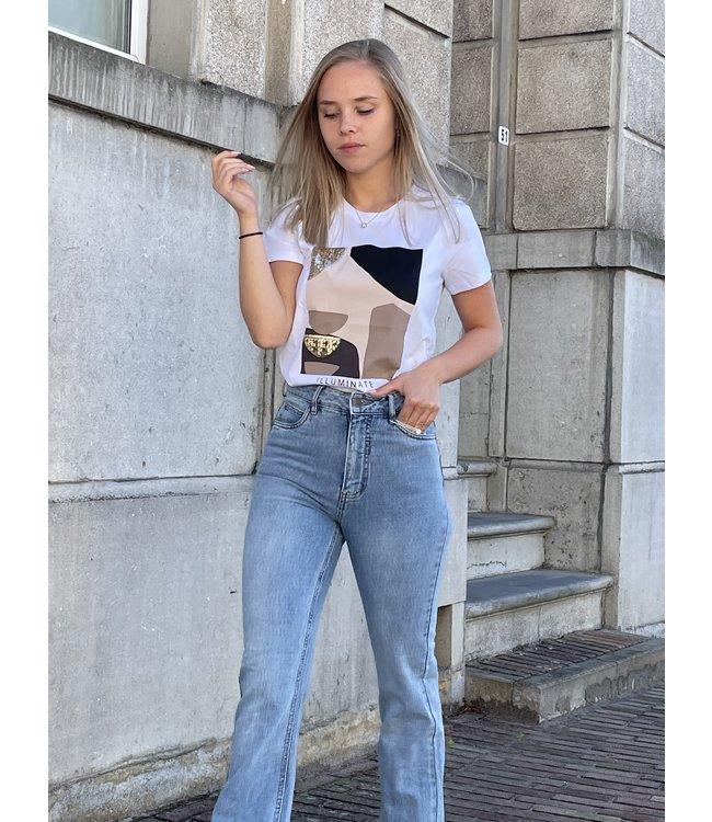 Niki Bootcut Jeans