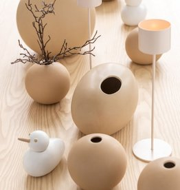 Jolipa  Ball Vase S beige