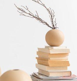 Jolipa  Ball Vase M beige