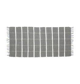 Hübsch Interior Teppich grau