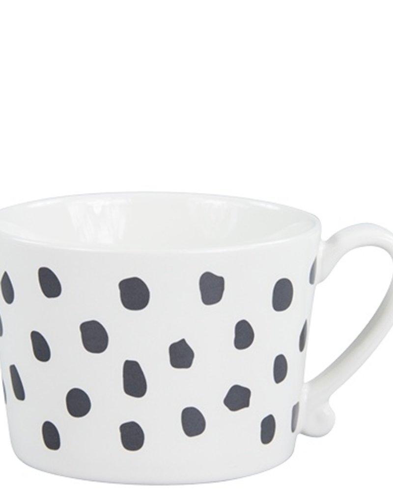Bastion Collections Kaffeebecher big dots