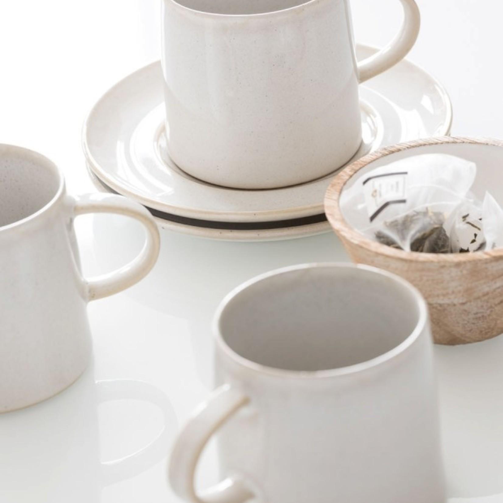 Jolipa  Kaffeebecher inklusive Unterteller