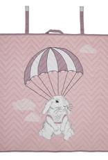 Bloomingville  Badedecke rosa zum Aufrollen