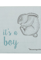 Bloomingville  Serviette It's a boy
