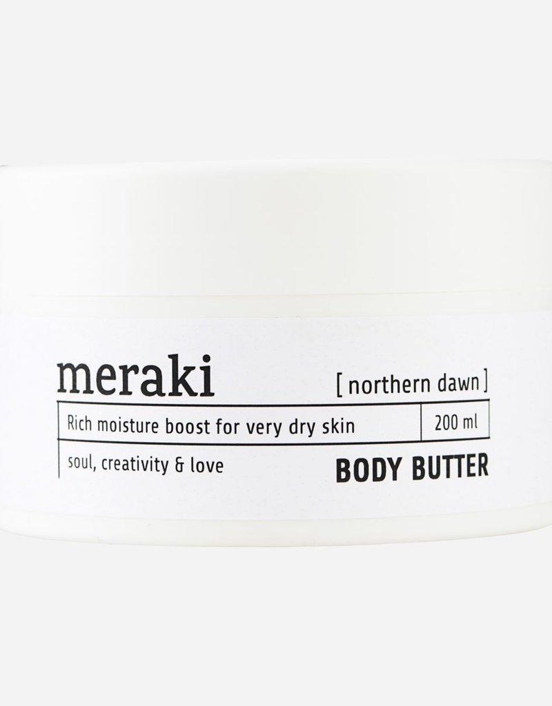 Meraki  Body Butter Northern Dawn
