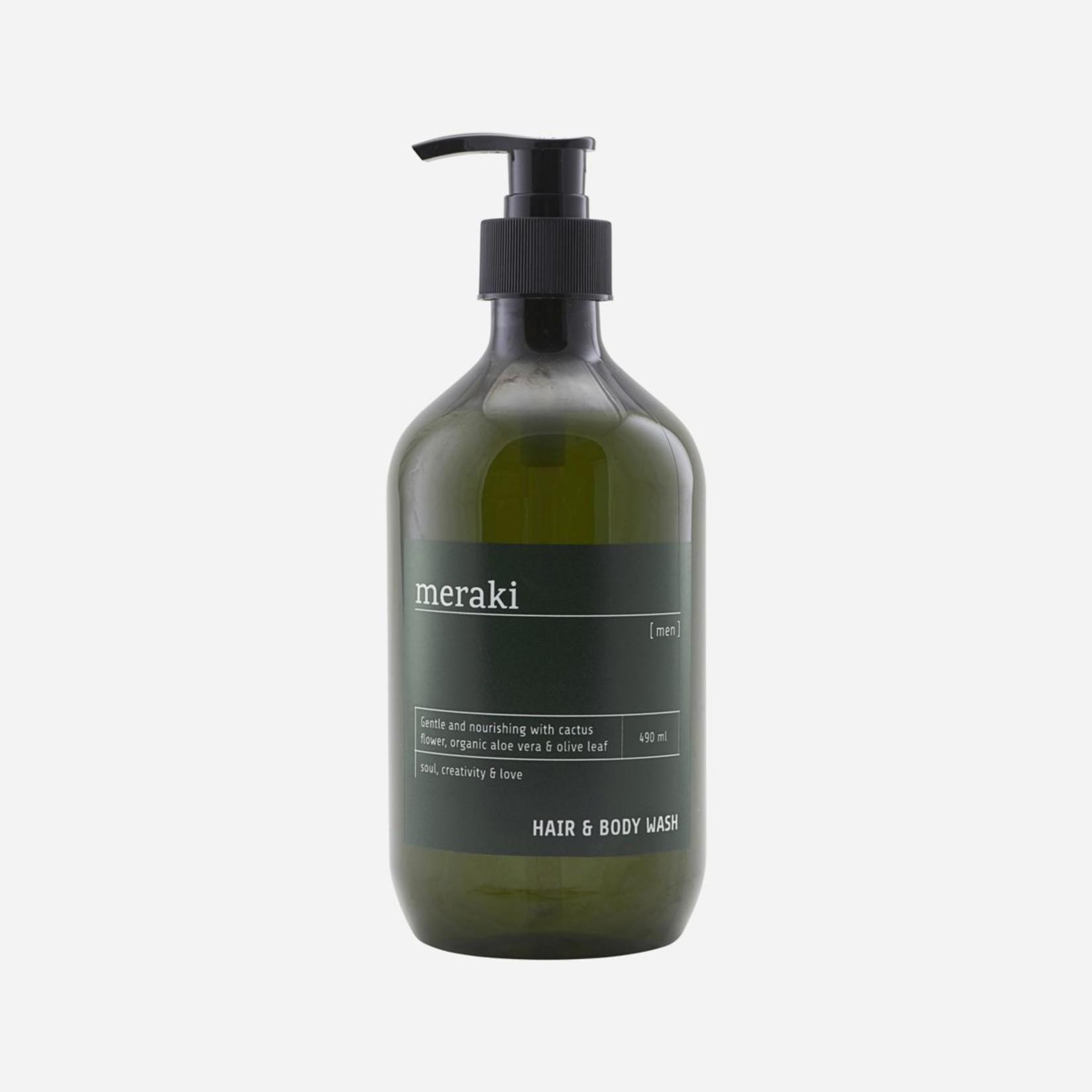 Meraki  Shampoo & Duschgel für Männer