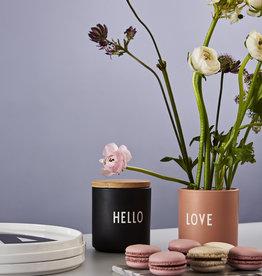 Design Letters Favorit Cup Hello